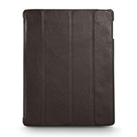 iPad 2/3/4 - Debossed TEXT RollTop Case
