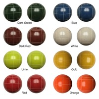 Personalized Bocce Ball Set - EPCO 110mm