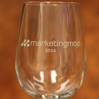Laser Etched Wine Glasses