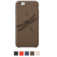 Engraved Apple iPhone 6 PLUS Case - Leather