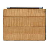 Engraved Locally-made Wooden iPad Covers