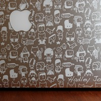 Custom Color Printed MacBook Air